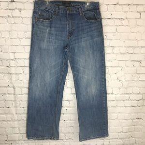 Banana Republic Relaxed Men's Jeans, sz 33/30 (a27